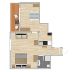 Appartement Rose_2
